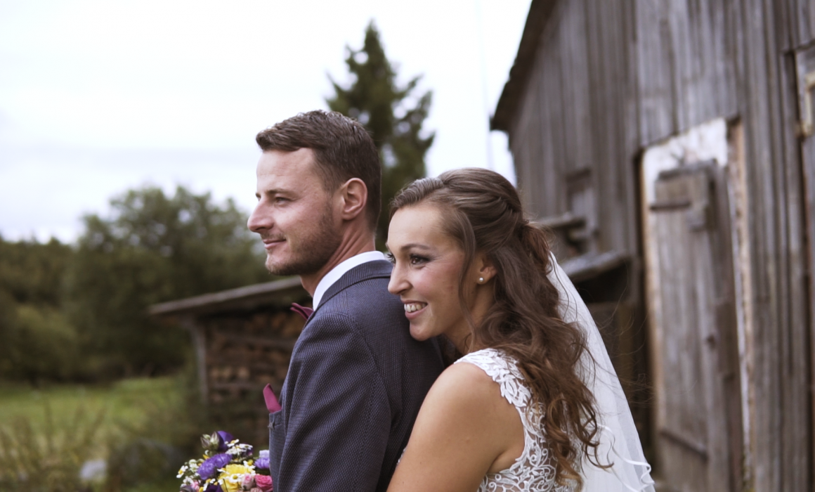 5 Gründe für ein Hochzeitsvideo